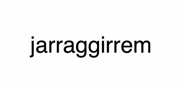 Delivery Partners - Jarraggirrem
