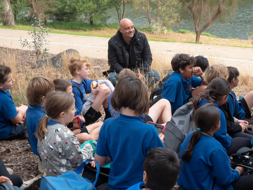 Wurundjeri community this year also involved mapping and recording at eight important cultural sites on Wurundjeri country.